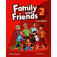 Family & Friends 2 Classbook And Multirom Pack