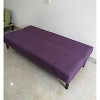 Sofa giường đa năng BNS2022 (170 x 86 x 68) - Tím