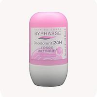 Lăn khử mùi Byphasse Deodorant 24H rosee dành cho Nữ