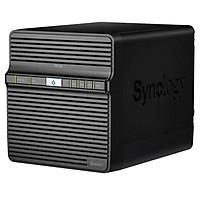 Thiết bị lưu trữ qua mạng NAS Synology DS420j - Hàng chính hãng