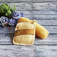 Xơ mướp rửa chén, xơ mướp rửa bát ECOLIFE KOREA - Natural Loofah Dish Cleanser