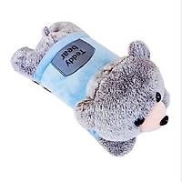 Túi sưởi đa năng hình thú - Gấu xám