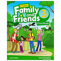 Family and Friends: Level 3: Class Book - Second Edition