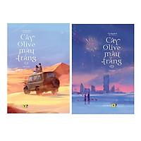 Sách - Cây Olive màu trắng (Tập 1+2) ( tặng kèm Bookmark Sáng tạo )