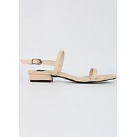 Giày Sandal Quai Ngang Nữ Cillie 1002