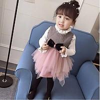 Váy ren xinh cho bé (1 đến 5 tuổi)