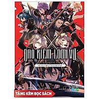 Đao Kiếm Loạn Vũ - Trận Chiến Ở Square Enix - Kèm Bọc Sách Plastic