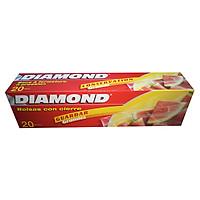 Túi Đựng Thực Phẩm Diamond - (Size Lớn)