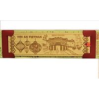 Bookmark Chùa Cầu CONOMI Souvenirs