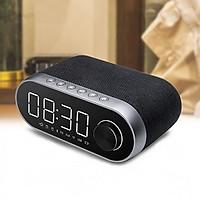 Loa Bluetooth Remax RB- M26 Kiêm đồng hồ -Chính hãng