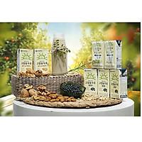 YONSEI - 24 hộp sữa đậu nành canxi cao đậu đen Hàn Quốc