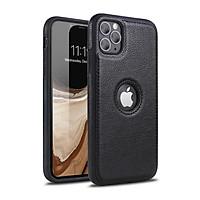 Ốp lưng da cao cấp dành cho iPhone 12 / 12 Pro / 12 Pro Max / 12 Mini