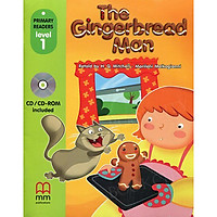 MM Publications: THE GINGERBREAD MAN (WITH CD ROM) British & American Edition