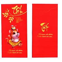 Bao Lì Xì Hình Chú Chuột 2020