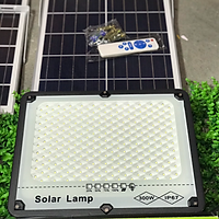 Đèn Năng Lượng Mặt Trời Solar Lamp 300W- Đèn Chống Lóa 300W  | Sản phẩm sử dụng 100% năng lượng mặt trời, có điều khiển từ xa tiện lợi và thông minh