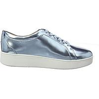 Giày Sneaker Nữ Fitflop X21-735 - Metallic Ice Blue