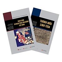 Bộ 2 Tập : Điện Thần Và Nghi Thức Hầu Đồng Việt Nam (Tập 1) + Thánh Mẫu Linh Tiêm (Tập 2)