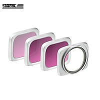 STARTRC Drone Filter Kit with 4pcs Filters(ND16 + ND32  + ND64 + CPL) Aluminum Alloy & Glass Multilayer Coating