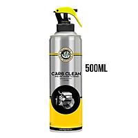 XỊT VỆ SINH BUỒNG ĐỐT BỤI THAN HỌNG GIÓ MEGACOOLS CARB CLEAN - 500ML