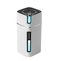 Máy phun sương tạo ẩm, máy khuyếch tán tinh dầu hương liệu cao cấp dung tích 300ml - Máy xông hơi mặt dưỡng da mini có đèn led đổi màu