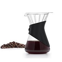 Bình pha cafe thủy tinh Samadoyo FT003 700mL