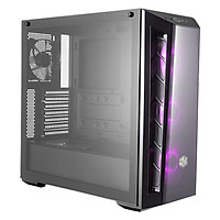 Vỏ Case Cooler Master MB 520 RGB TG - Hàng Chính Hãng