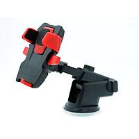 Giá đỡ kẹp điện thoạị gắn taplo, kính ô tô tặng gang tay lau xe TK81