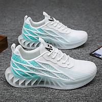 Giày Sneaker Nam, Giày Nam Cao Cấp Đế Sóng Phong Cách HQ HOT TREND