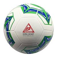 Bóng đá cao su Gerustar Size 4 - Màu ngẫu nhiên (Tặng Băng dán thể thao + Kim bơm + Lưới đựng)