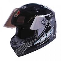 Mũ bảo hiểm fullface AGU Tem 46 - Tặng túi đựng nón thương hiệu