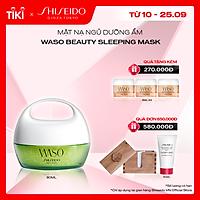 Mặt Nạ Ngủ Dưỡng Ẩm WASO Beauty Sleeping Mask (80ml) - 14935
