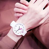 Đồng hồ nam nữ thời trang thông minh ZO33 hình mèo siêu cute