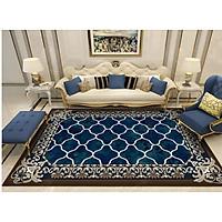 Thảm trải sàn bali cao cấp kích thước 160*230cm màu 07