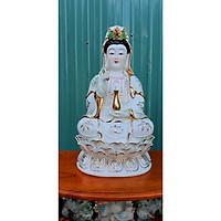 Phật Bà Quan Âm cao 41 cm