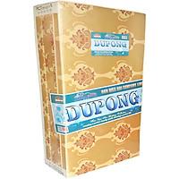 Nệm Bông Ép Gấp 3 Dupong Hàn Việt Hải Nhiều Màu ( Giao Màu Ngẫu Nhiên )