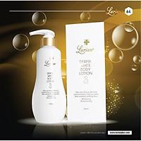 Kem dưỡng trắng toàn thân Hàn Quốc, cung cấp độ ẩm, ức chế melanin làm trắng sáng da, Larian Derma White Body Lotion