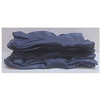 5 Găng Tay Vải Bò -  Vải Jean (Bao Tay Vải Bò 80-120) Lao Động, Làm Vườn, Chống Cắt, Chống Trơn Trượt, Chống Bỏng