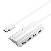 Hub Chia USB 3.0 SSK SHU808 Từ 1 Ra 4 Cổng - Hàng Nhập Khẩu