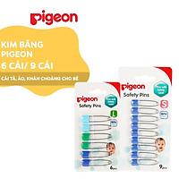 Kim băng cố định Pigeon 6 cái/ 9 cái/vỉ