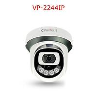 Vantech Camera 3.0MP Supper Starlight Dome VP-2244IP-Hàng chính hãng
