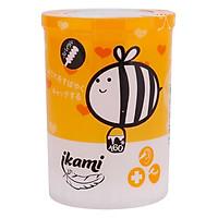 Tăm Bông Ikami Baby Regular 2 Đầu Xoắn GL07 (160 Chiếc / Hộp)