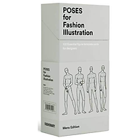Poses for Fashion Illustration - Mens