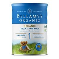 Sữa Bột Bellamy's Organic Số 1 (900g)