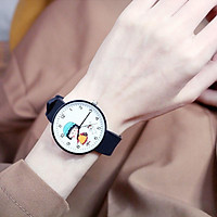 Đồng hồ nam nữ thời trang cho bé yêu dây silicon nhiều màu cá tính đáng yêu ZO32