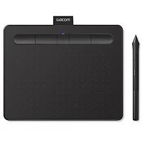 Bảng vẽ cảm ứng Wacom Intuos S with Bluetooth CTL-4100WL (Black) - Hàng chính hãng
