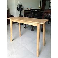 Bàn làm việc, bàn học gỗ tự nhiên cao cấp 40x 100 cm VIMOS
