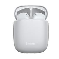 Tai nghe không dây Baseus Encok True Wireless Earphones W04TWS (Earbuds Mini, New Model 2020, TWS) - Hàng Chính Hãng