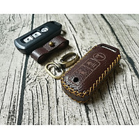 Bao da chìa khóa Honda, Bao da bảo vệ chìa khóa Smartkey Honda SH, PCX, SH mode