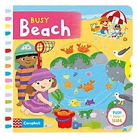 Cambell Fush Full Slide Series: Busy Beach