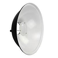 Beauty Dish Adapter Cho Đèn Flash Speedlite Và Đèn Studio (42cm) - Hàng Nhập Khẩu